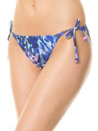 Skiny Bikini-Slip in blau