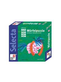 """Selecta Würfelpuzzlespiel """"Das kleine ich bin ich"""" - ab  3 Jahren"""