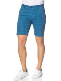 "Jack & Jones Shorts ""Akon"" in blau/ schwarz"