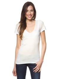 """Herrlicher Shirt """"Kalea"""" in offwhite"""