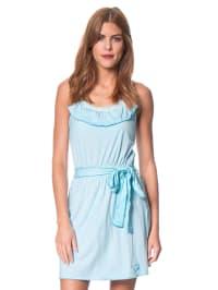 MyMo Kleid in Aqua