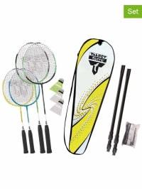 "Talbot Torro 10tlg. Set: Badminton ""Family"" in Bunt"