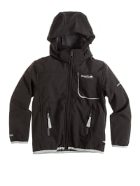 "Regatta Softshelljacke ""Carabello"" in Schwarz"