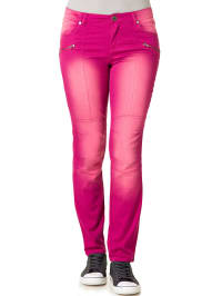 """Yest Jeans """"Ganael"""" in pink"""
