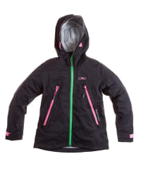 CMP Softshelljacke in schwarz