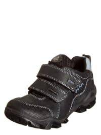 Primigi Leder-Sneakers in anthrazit