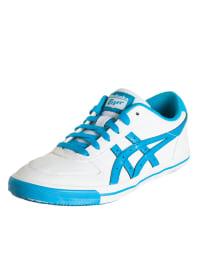"""Onitsuka Tiger Sneakers """"Aaron"""" in Weiß/ Blau"""