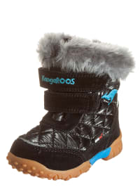"""Kangaroos Winterboots """"Jillis"""" in schwarz"""