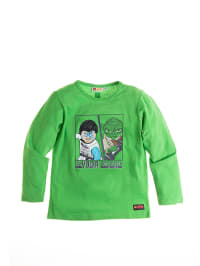 """Legowear Longsleeve """"Tristan 655"""" in Grün"""