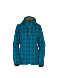 "Bonfire Ski-/ Snowboardjacke ""Heavenly"" in Blau/ Schwarz"