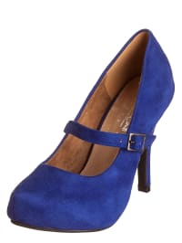 Andrea Conti Pumps in Blau