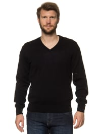 Jack & Jones Pullover in Schwarz