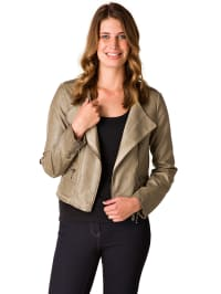 """Yest Jacke """"Ovation"""" in Taupe"""