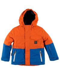 "Dare 2b Ski-/ Snowboardjacke ""Level Out"" in Orange/ Blau"