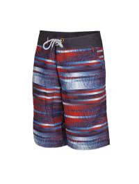 "Chiemsee Boardshorts ""Gus"" in Rot/ Blau"