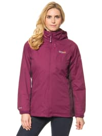 "Regatta 3-in-1 Funktionsjacke ""Vito"" in Beere"