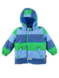 """Legowear Funktionsjacke """"Joe 205"""" in Blau/ Grün"""