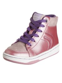 "Geox Sneakers ""Mania"" in Rosa/ Lila"