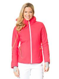 """Völkl Ski-/ Snowboardjacke """"Black Jewel""""  in Pink"""