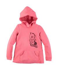 """Diesel Kid Sweatshirt """"Felpa"""" in Pink"""