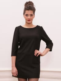 "Pauporté Kleid ""Carry"" in Schwarz"