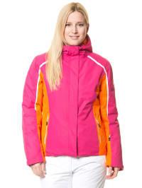 """Raiski Ski-/Snowboardjacke """"Salix"""" in Pink/ Orange"""