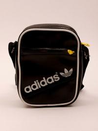 Adidas Umhängetasche in Schwarz - (B)16 x (H)21 x (T)5 cm