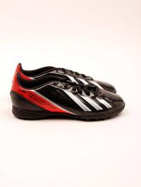 Adidas Fußball-Schuhe in Schwarz/ Rot