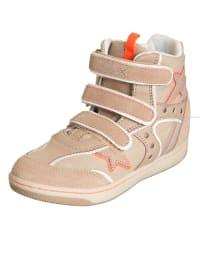 "Geox Sneakers ""Creamy"" in Hellbraun"