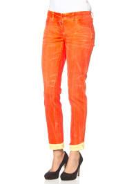 "Million X Jeans ""Victoria"" in Orange"