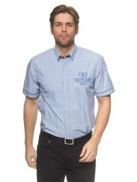 Tom Tailor Hemd in Hellblau