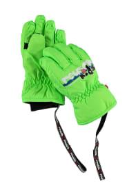 """Reusch Handschuhe """"Kids"""" in Neongrün"""