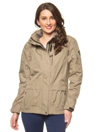 "Killtec Outdoorjacke ""Carie"" in Khaki"