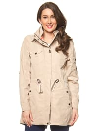 "Killtec Parka ""Tacienta"" in Beige"