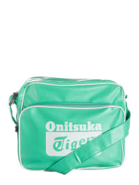 "Onitsuka Tiger Umhängetasche ""Messenger"" in Mintgrün - (B)40 x (H)32 x (T)10 cm"