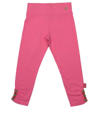 Dutch Bakery 3/4-Leggings in Fuchsia