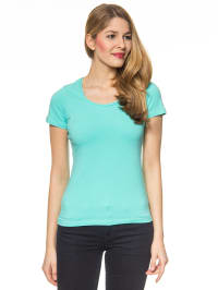 More & More Shirt in Mint