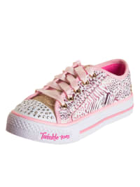"Skechers Sneakers ""Gimme Glam"" in Rosa/ Weiß"