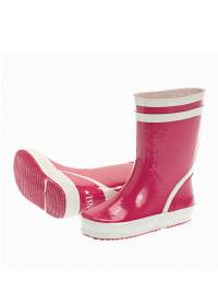BMS Sailing Wear BMS Sailing Wear Gummistiefel in Pink/ Weiß