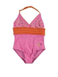Needs Badeanzug in Rosa/ Orange