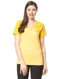 Reebok Funktionsshirt in Gelb