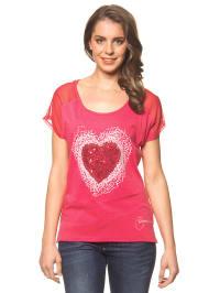 """Desigual Shirt """"Desi"""" in Pink"""
