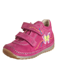 Naturino Leder-Sneakers in Pink