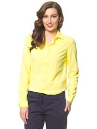 Hilfiger Bluse in Gelb