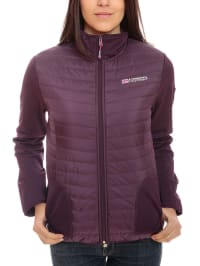 "Geographical Norway Softshelljacke ""Triana"" in Lila"
