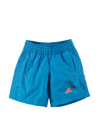 Adidas Trainingsshorts in Blau