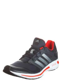 Adidas Laufschuhe in Anthrazit/ Rot