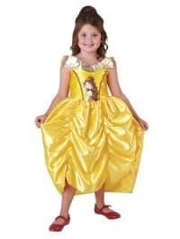 """Rubie`s Kostüm """"Belle Classic Big Print"""" in Gelb/ Gold"""
