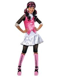 """Rubie`s Kostüm """"Draculaura"""" in Weiß/ Pink"""