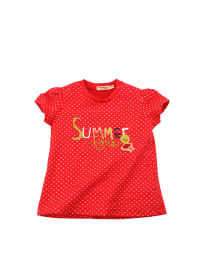 "Bondi Shirt ""Summertime"" in Rot"